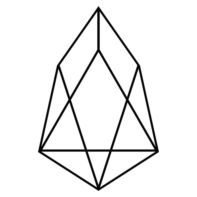 EOS cryptocurrency altcoin